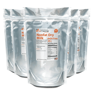 rBGH Free Milk Pouch 6 Pack