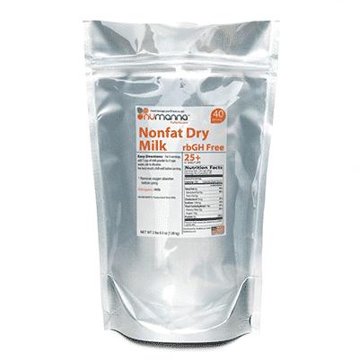 Hormone Free Nonfat Dry Milk
