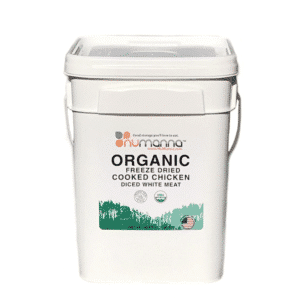 Organic Freeze Dried Chicken