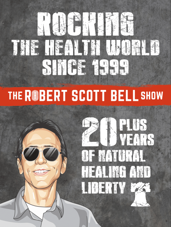 Robert Scott Bell Show Logo Tall